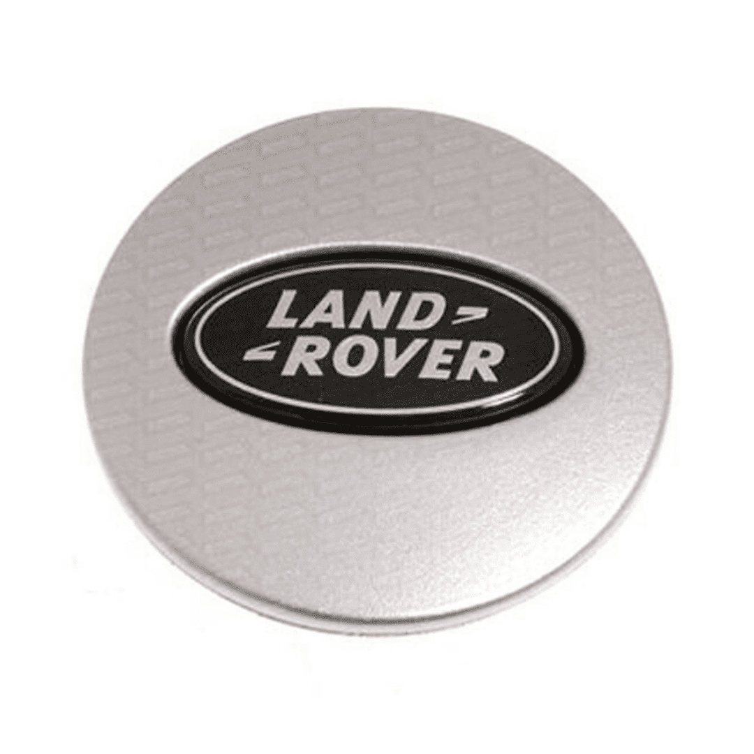 Alloy Wheel Centre Hub Cap for Land Rover Range Rover with Titan Silver Finish RRJ500030WYT