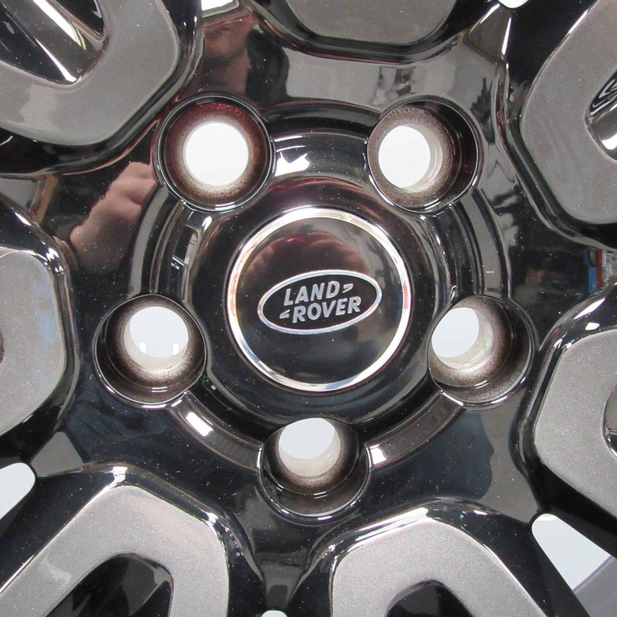 "Genuine Land Rover Range Rover L405 L494 22"" Style 16 7007 Black Grey Two Tone Alloy Wheels LR039141"