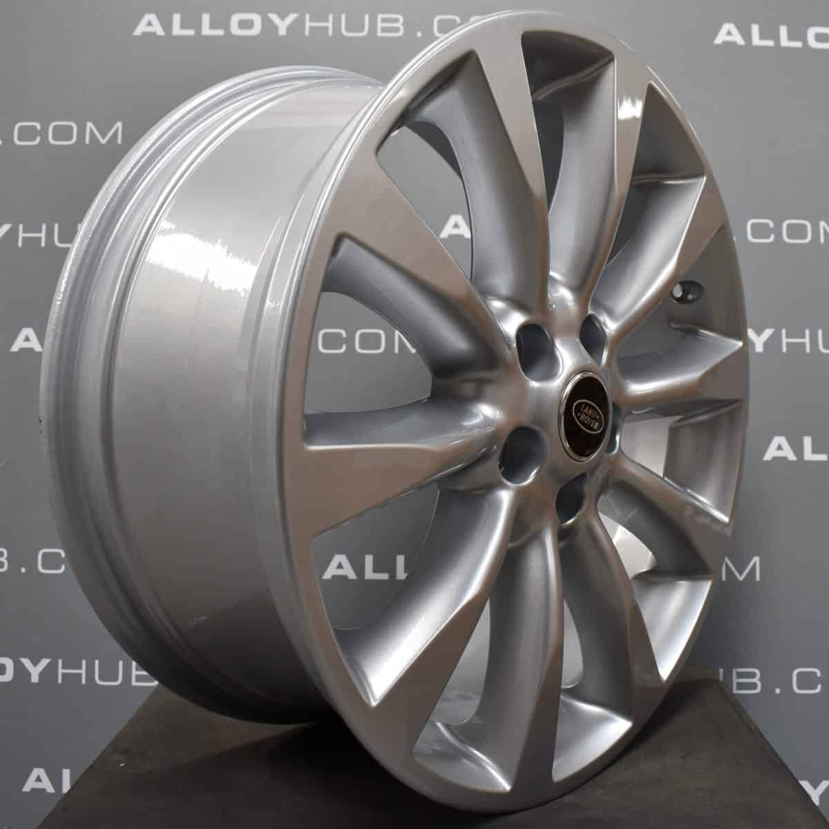 "Genuine Range Rover Range Rover L322 Vogue 20"" Inch 10 Spoke BBS Sparkle Silver Alloy Wheels RRC504370XXX"