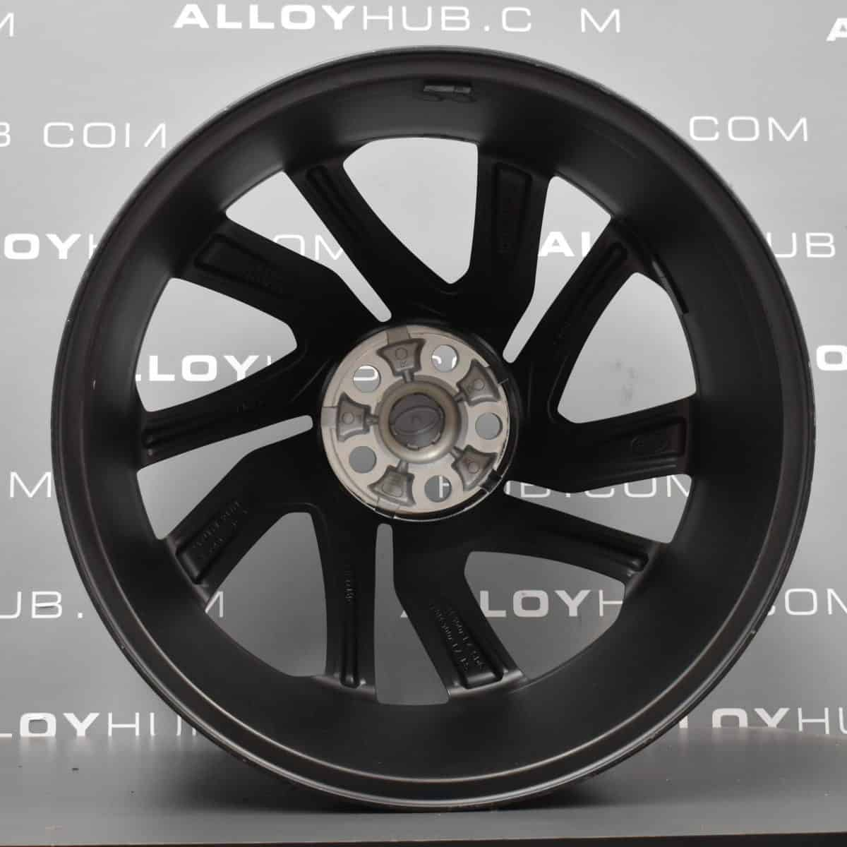 """Genuine Land Rover Discovery 5 Style 5025 22"""" inch Grey/Polished Alloy Wheels VPLRW0117"""