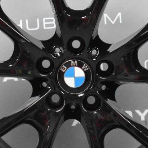 BMW 3/4 Series Style 398 Sport 18″ Gloss Black Alloy Wheel
