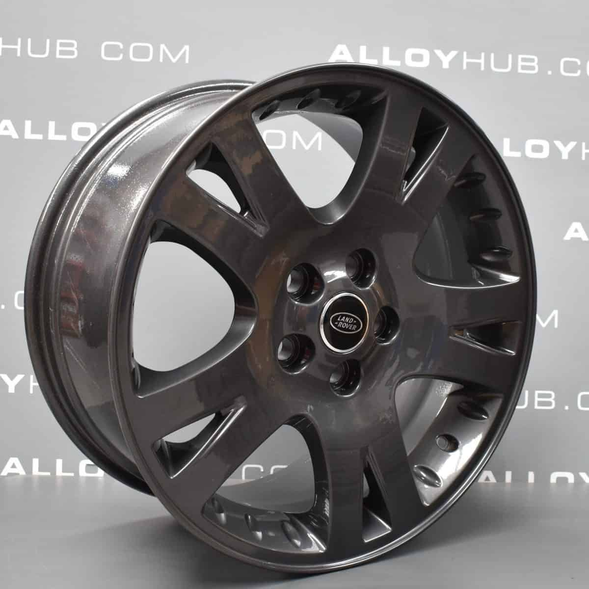 """Genuine Land Rover Range Rover 5 Twin Spoke 19"""" Inch Alloy Wheels with Anthracite Grey Finish RRC502280XXX"""