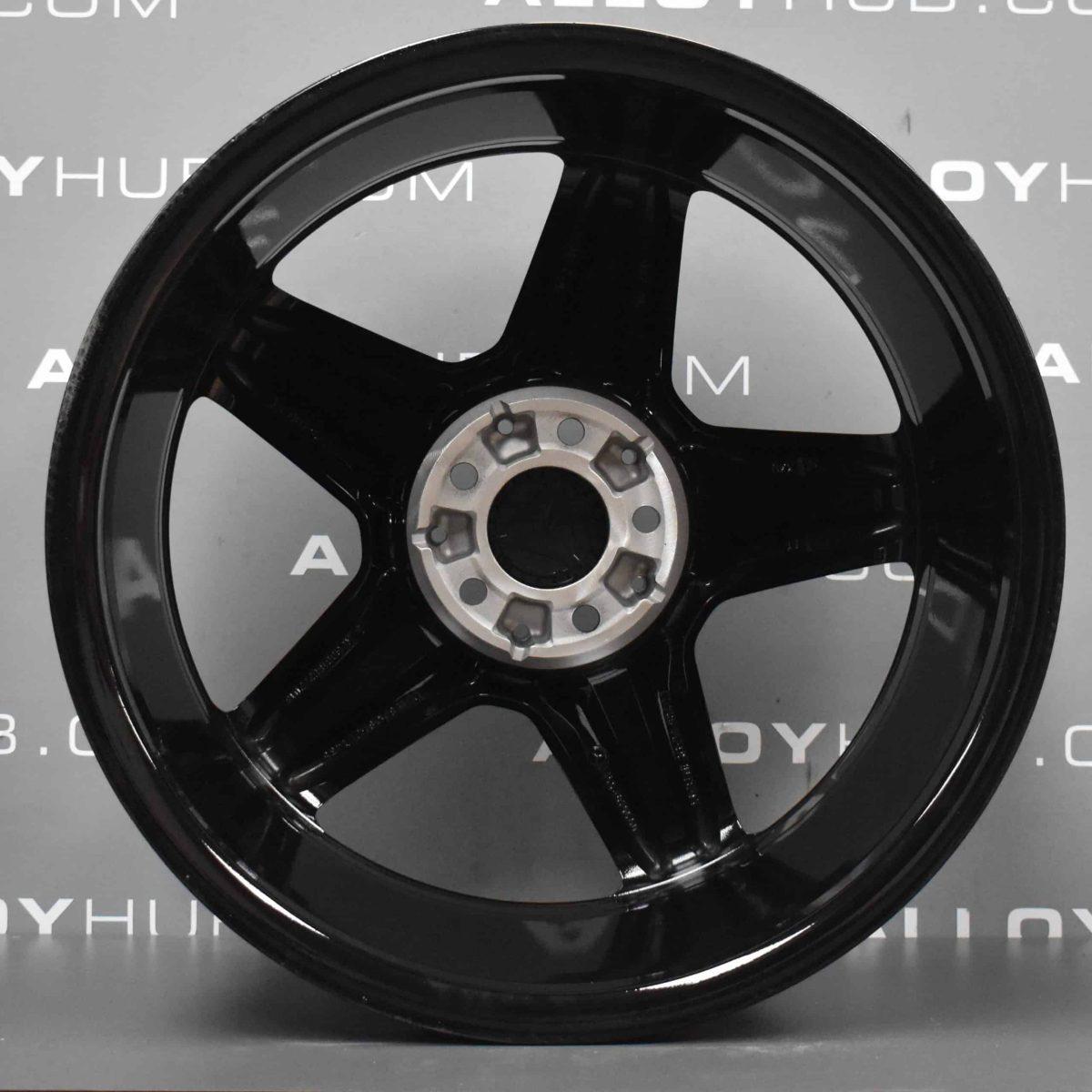 "MERCEDES-BENZ GLA AMG 19"" 5 Spoke Black/Polished Alloy Wheel"