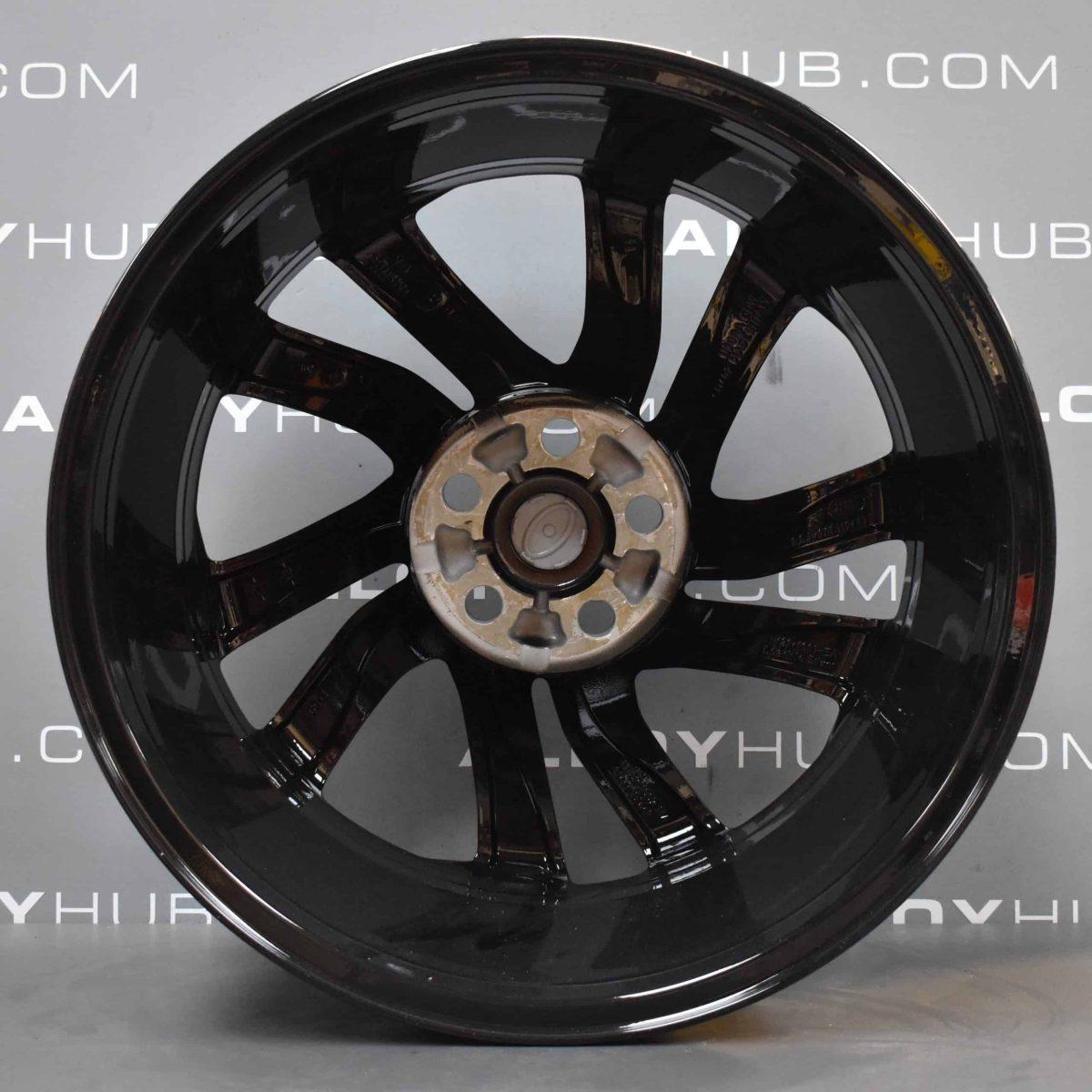 Genuine Land Rover Discovery 5 Style 5011 5 Split-Spoke 20″ inch Gloss Black Alloy Wheels LR081587
