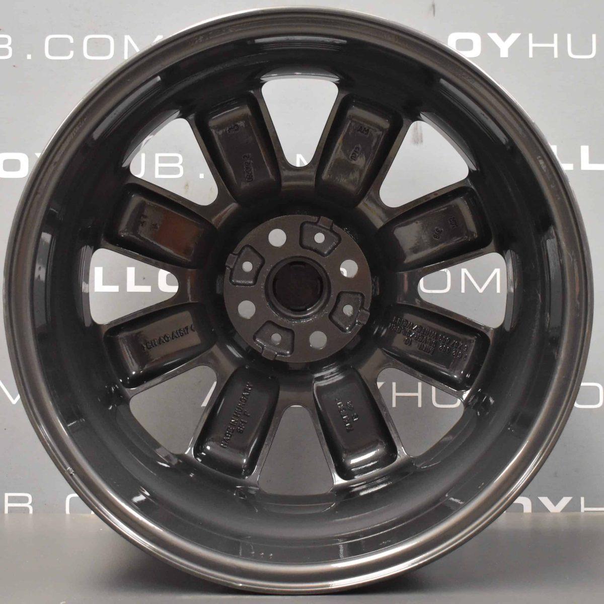 """MINI Crown R85 17"""" Anthracite Alloy Wheel"""