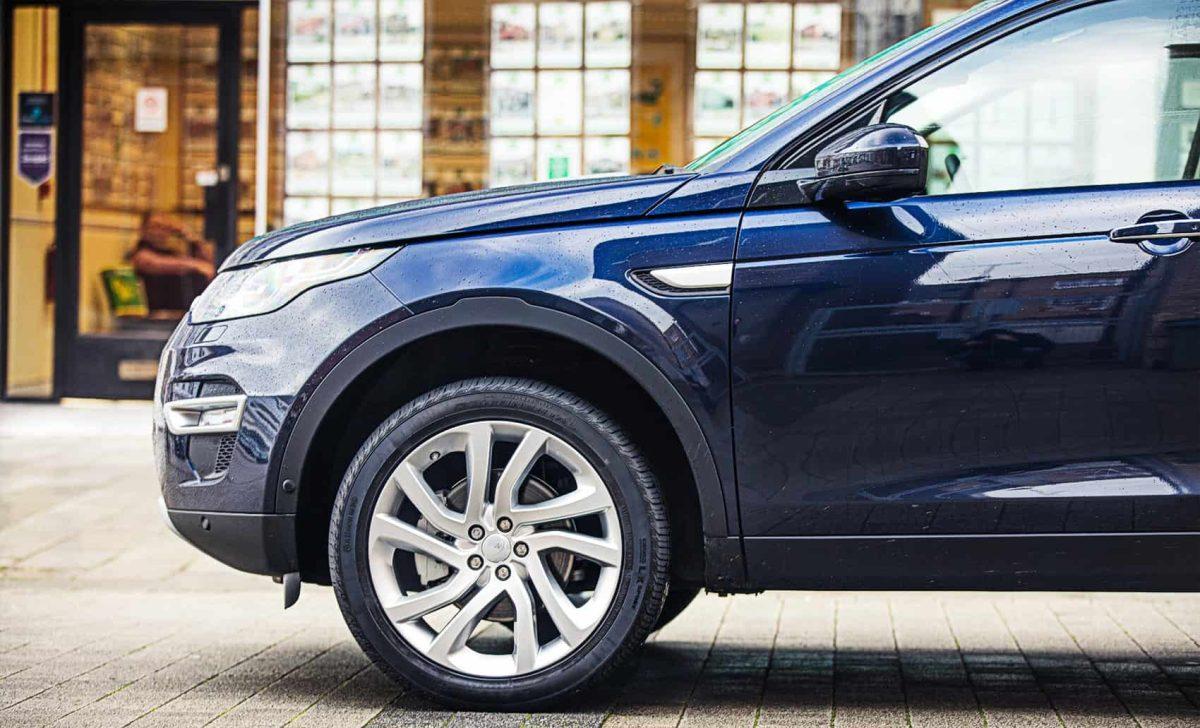 "Genuine Land Rover Discovery Sport HSE L550 20"" inch Style 5011 5 Split Spoke Silver Alloy Wheels LR073513"