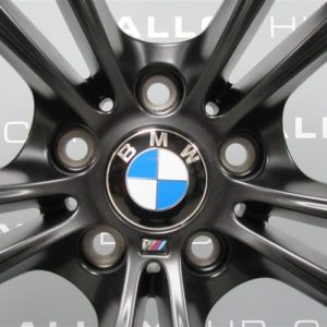 "BMW 5 Series M5 F10 409M Sport 20"" Satin Black Alloy Wheel"