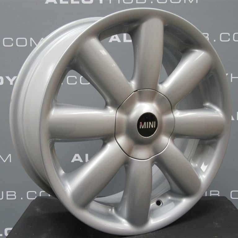MINI R105 Crown Spoke Alloy Wheel