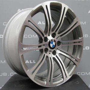 "BMW 3 Series M3 220M Sport 19"" Grey/Diamond Turned Alloy Wheel"