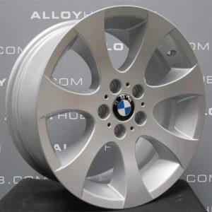 "BMW 3 Series 162 M Sport Silver 18"" Alloy Wheel"