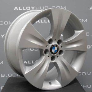 """BMW X5 E70 213 19"""" 5 Spoke Silver Alloy Wheel"""