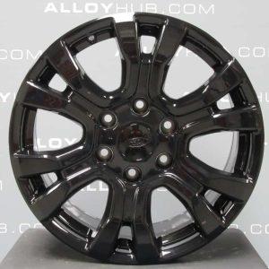 "Genuine Ford Ranger Wildtrak 18"" inch Alloy Wheels with Gloss Black Finish AB39-1007-EA"