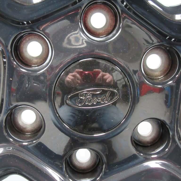 """Ford Ranger Wildtrak 18"""" Gloss Black Alloy Wheel"""