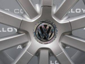 "Volkswagen Golf MK5 R32 Omanyt 10 Spoke 18"" Silver Alloy Wheel"