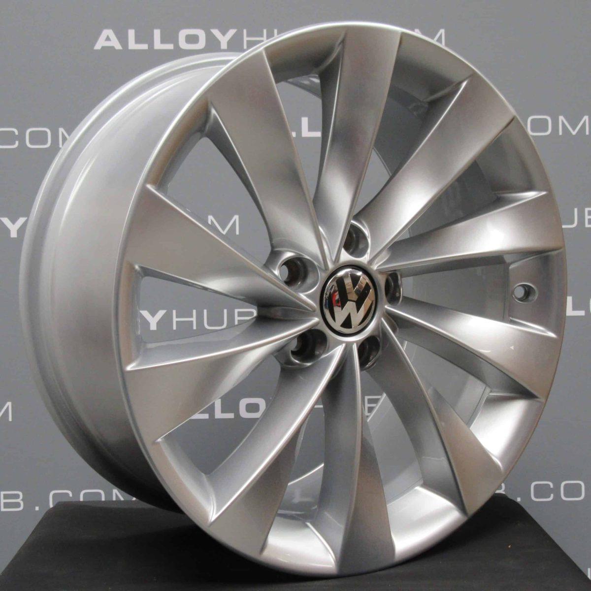 Volkswagen Scirocco Interlagos Turbine 18″ Silver Alloy Wheel