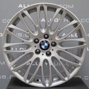 """Genuine BMW 7 Series E65 E66 E67 E68 Style 149 20"""" inch Alloy Wheels with Silver Finish 36116764863 36116764864"""