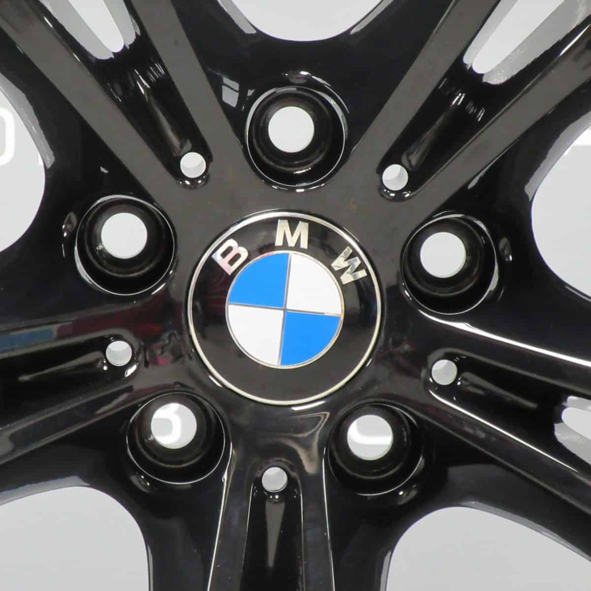 "BMW X5/X6 451M Sport Performance 20"" Gloss Black Alloy Wheel F15/F16/E70/E71"