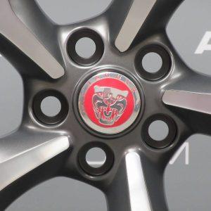 JAGUAR XE Propeller 1014 20″ Grey / Diamond Cut Alloy Wheel