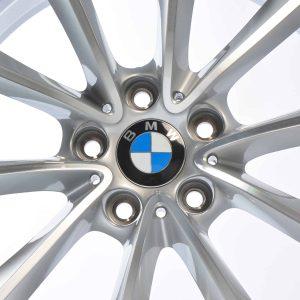 "BMW Z4 E85/E86/E89 Style 296 M Sport 19"" Silver/Diamond Turned Alloy Wheel"