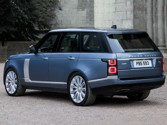 "Genuine Land Rover Range Rover Sport Vogue L405 L494 Style 1046 11 Spoke 22"" inch Sparkle Silver Alloy Wheels LR098799"