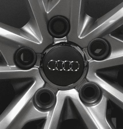 "Genuine Audi A3 8V 5 Twin Spoke 17"" Inch Alloy Wheels With Silver Finish 8V0 601 025 BF"