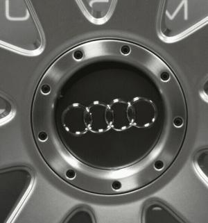 "Genuine Audi TT 8N MK1 9 Spoke Ronal 18"" Inch Alloy Wheel with Silver Finish 8N0 601 025 S"