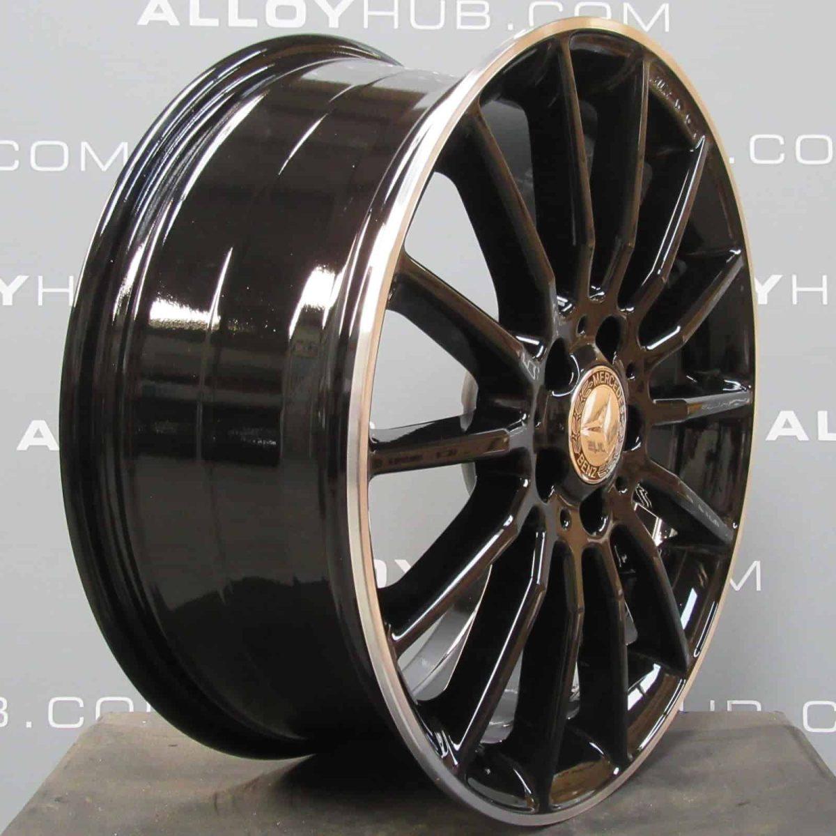 "Mercedes-Benz A/B Class W176 W246 18"" AMG 16 Spoke Alloy Wheel"