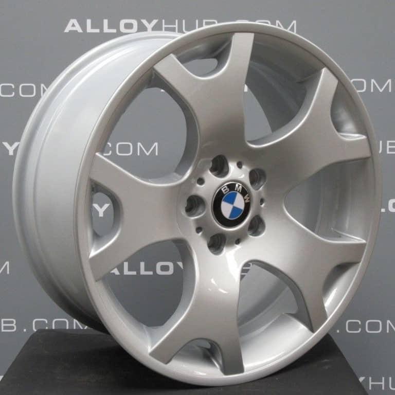 "BMW X5 Style E53 Style 63 M Sport Tiger Claw 19"" Silver Alloy Wheel"