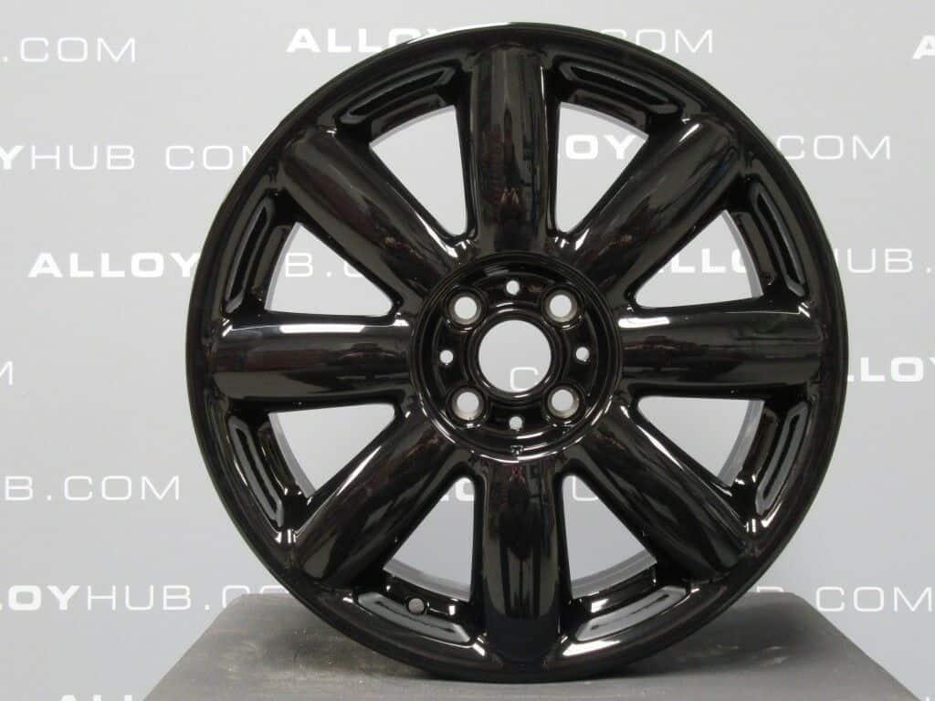 "Genuine Mini Cooper S R50 R53 R56 R104 Crown Spoke 17"" inch Alloy Wheels with Gloss Black Finish 36116769411"