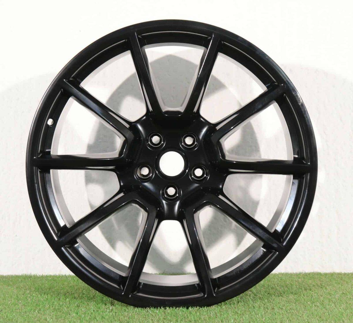 "Genuine Porsche Macan 95B Sport Design 20"" Inch Alloy Wheels with Gloss Black Finish 95B601025BH88Z 95B601025BJ88Z"